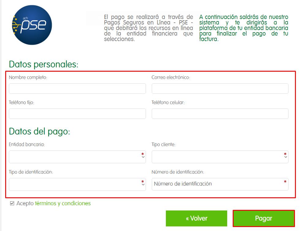 Cómo Pagar factura EPM en línea