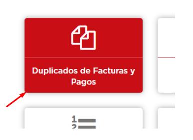 Descargar duplicado de factura EMCALI