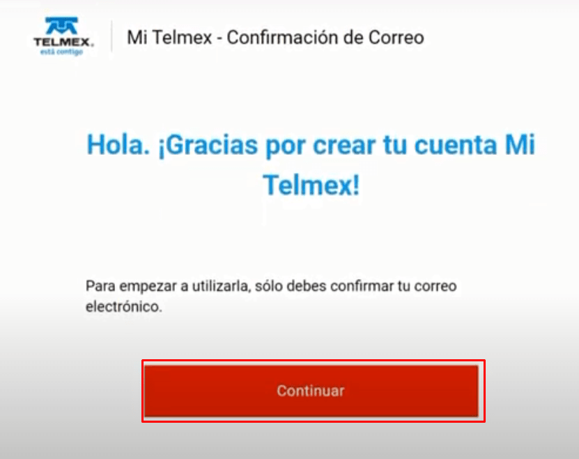 Cómo registrarse en mi telmex